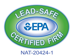 Painting in Partnership is certified by the EPA as a Lead Safe Certified Firm.