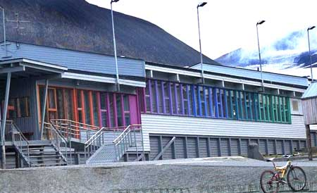 Picture of Longyearbyen's School