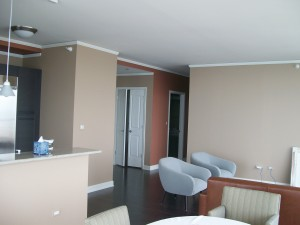 Color Scheme for 69th Floor Condo
