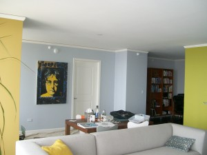 Color Scheme for 73d Floor Condo