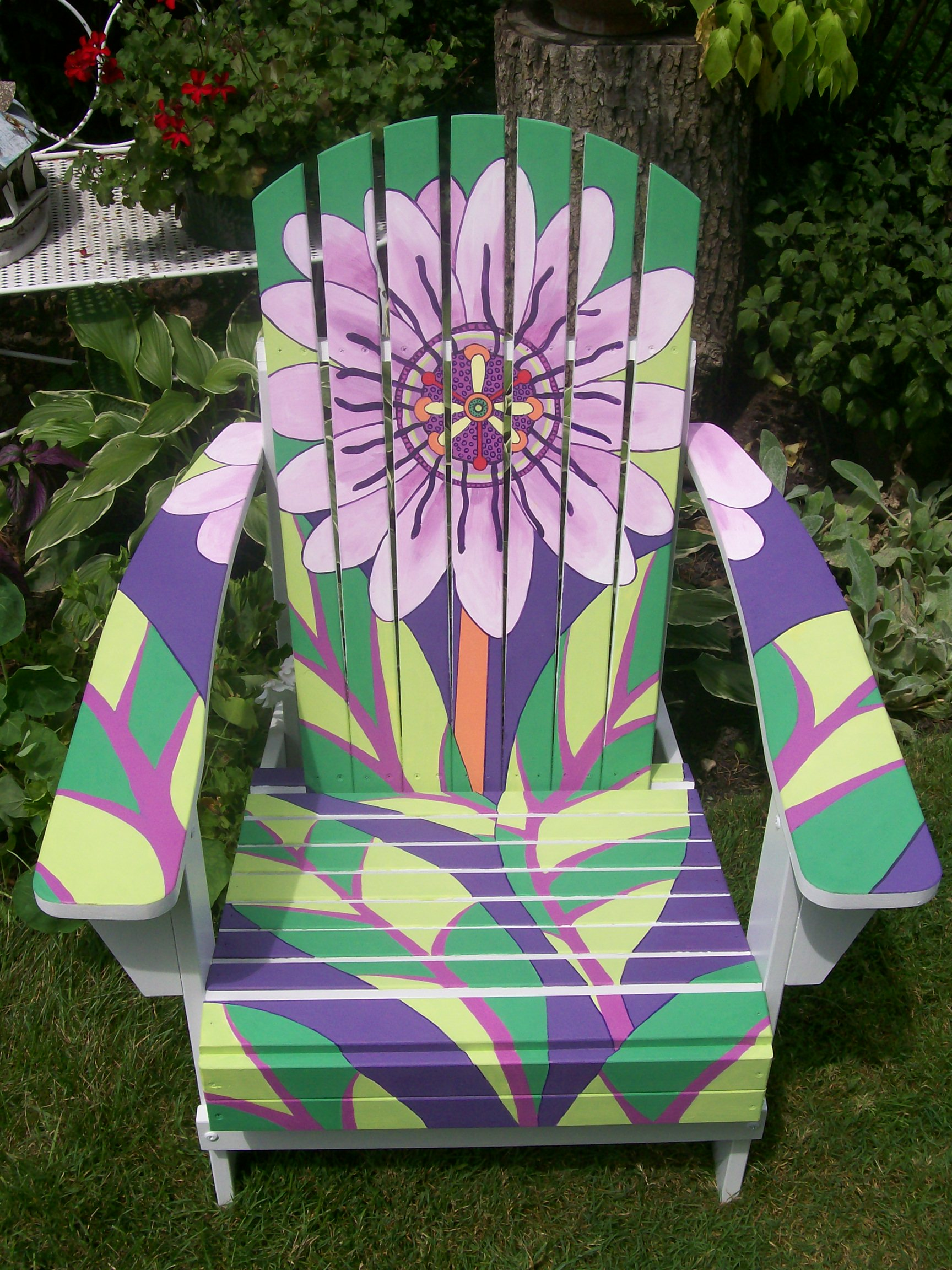 Woodwork Decorated Adirondack Chair Pdf Plans
