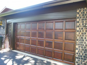 Other Refinished Garage Door