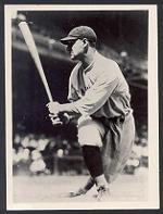Lou Gehrig, 1930 Vintage