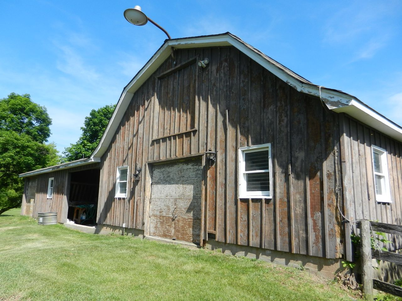 Getting The Old Barn Ready For Resale