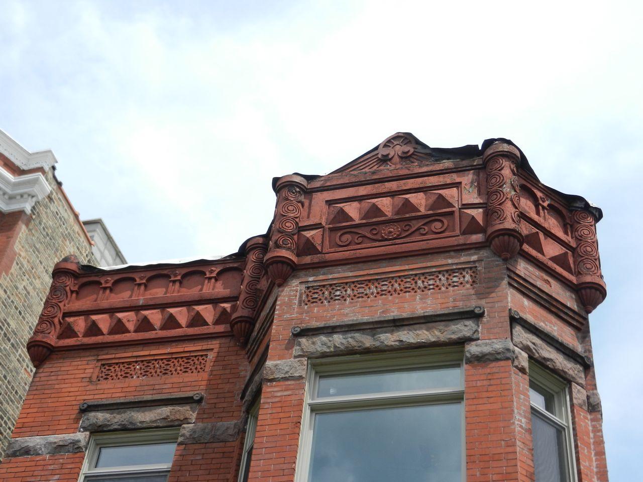 Chicago Historic Metal Cornice