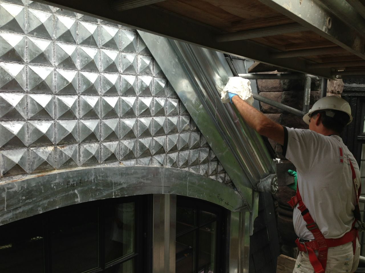 Secrets To Prepping New Galvanized Steel Before Painting