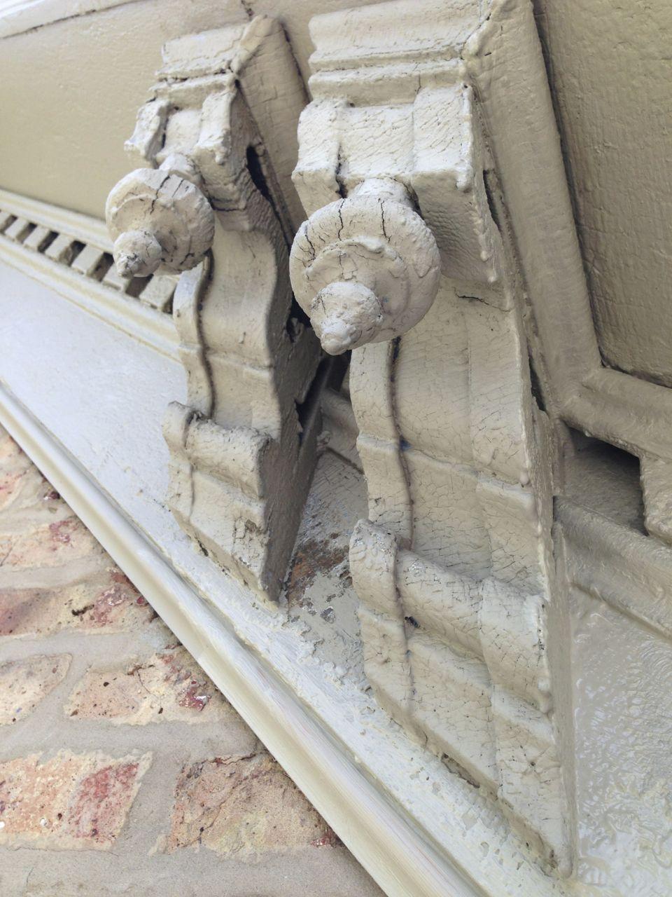 Restoring One Hundred Twenty Year Old Corbels On A Chicago