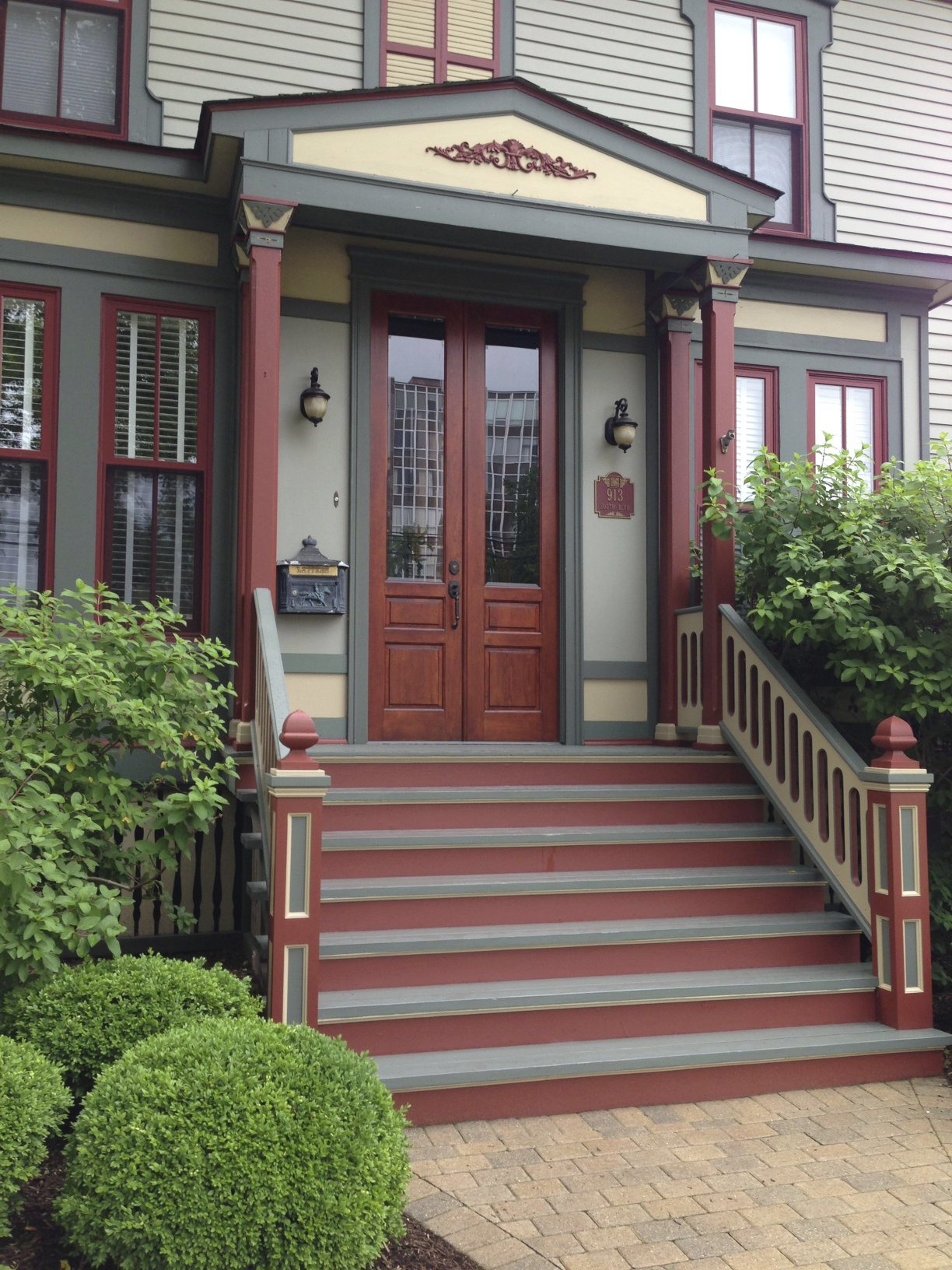 Making Historic Victorian Porches Less Vulnerable To Decay