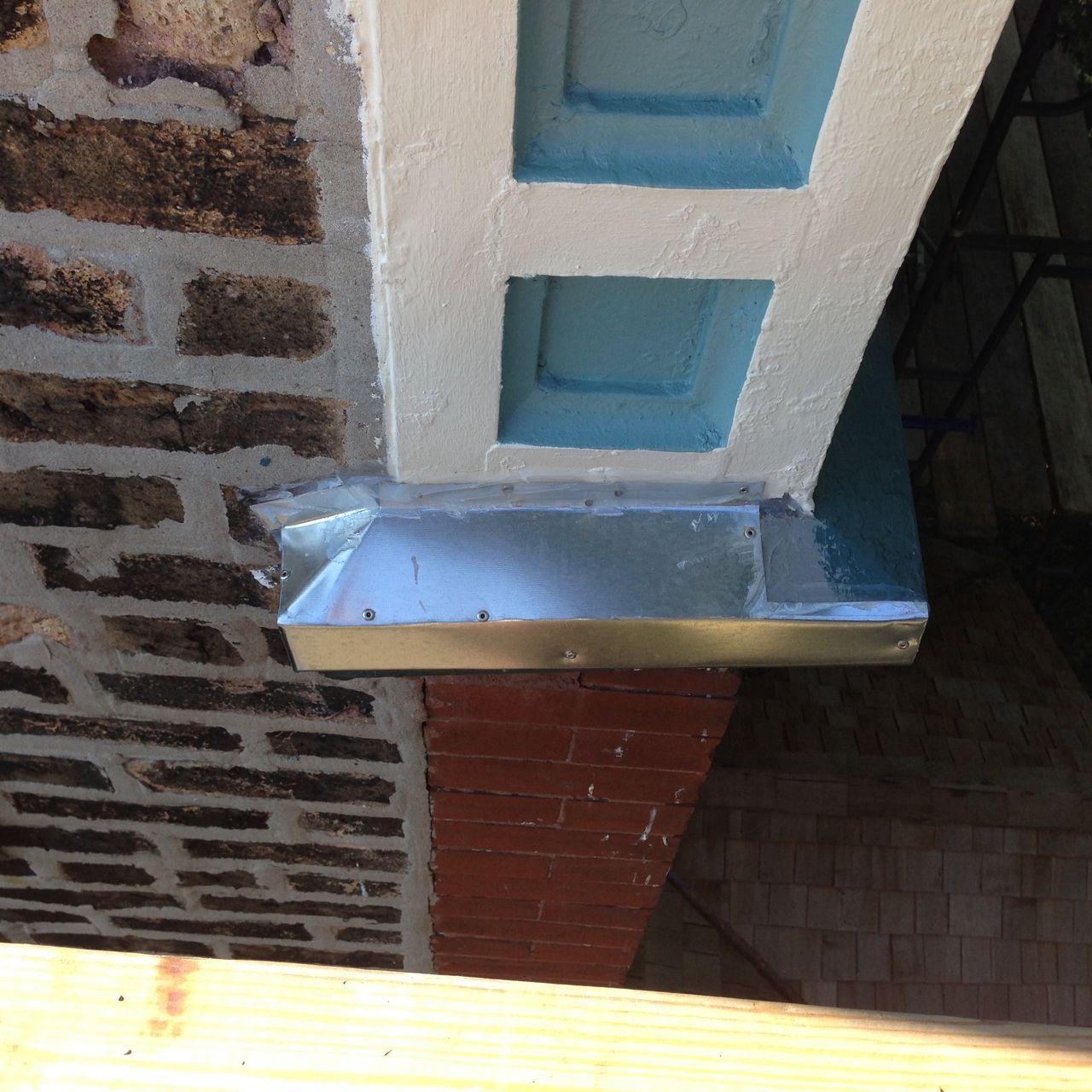 Restoring Vintage Metal Cornices And Bay Windows