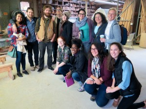 Historical Preservation Class of 2015 - School of the Art Institute