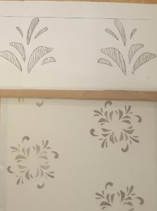 Selecting a Pattern for the Border