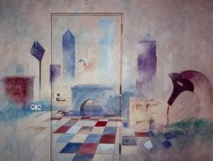 Painted Mural 1