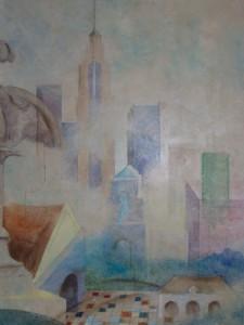 Painted Mural 3